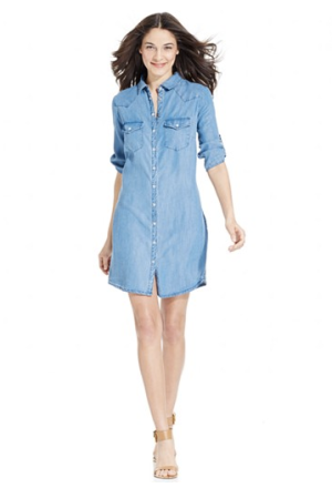 Kut-From-The-Kloth-Denim-Dress