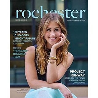 Rochester Magazine- Style on the Plaza