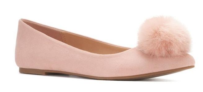 LC Lauren Conrad Ballet Flats